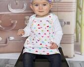 Lavender Headband, Purple Headband, Easter Headband, Easter Hair Bow, Lavender Hair Bow, Purple Hair Bow, Baby Headband, Bow Headband