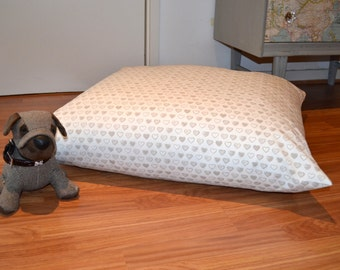 NOW SOLD **** Luxury Dog Bed with Washable Cover