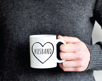 Husband Mug Coffee Mug Dad Gift Boyfriend Gift Husband Gift fathers day gift