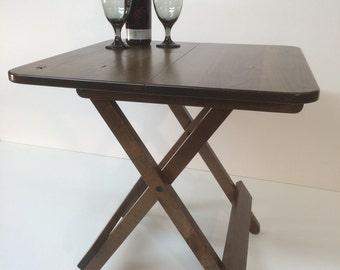 Barnwoodly Folding table