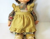 Stunning Large Rare Vintage Famosa Doll  Made In Spain  MEMsArtShop