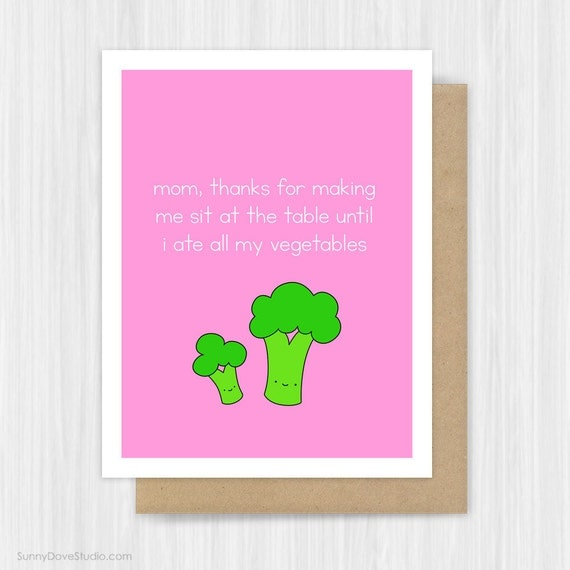 Funny Card Mothers Day For Mom Mother Happy Birthday Mum Cute – Happy Birthday Mom Cards