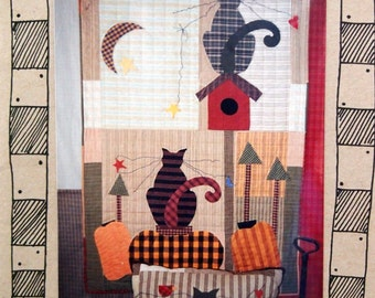 Whiskers 108 By Mary Pogue And The Ginger Cookie Company Quilt Pattern Packet Undated