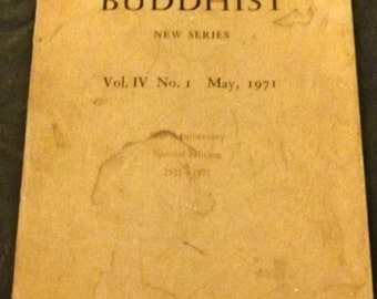 The Eastern Buddhist (New Series, Vol. IV No. 1, May 19