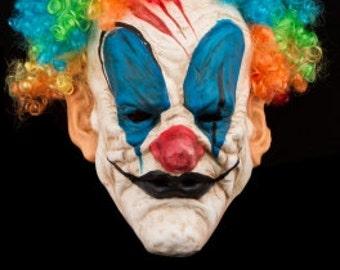 Venetian Mask Horror Clown
