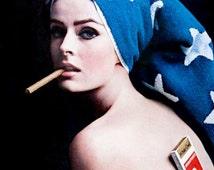 Erotic risque nudes erotica women smoking cigarettes cigars fetish adverts photos vintage sensual images pdf x 3 just 99p download