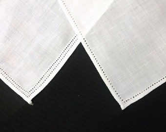 Linen Handkerchiefs