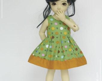 Dress for BJD (Iplehouse BID, Dollsbe 28 cm baby doll)