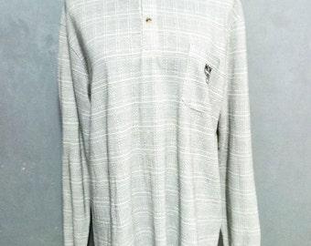 MCM Golf Long Sleeves Vintage T Shirt Made In Japan