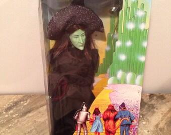 Wicked Witch Wizard Of Oz Doll