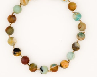 Very Allegra Mineral Madness Necklace