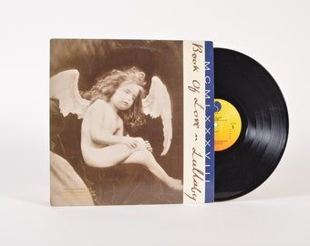 "BOOK OF LOVE - ""Lullaby"" vinyl record"