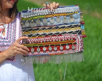 Sale............30% off........KUCHI BAG, BANJARA Bag, Ethnic Bag, Afghan Bag