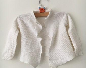 Cotton baby jacket size 68