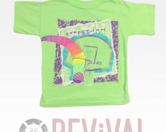 Vintage Street Jam T Shirt ~ Size M