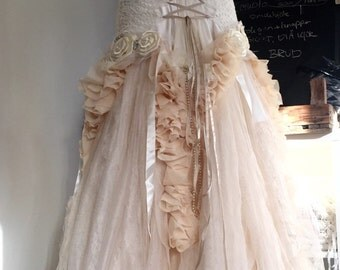 Wedding dress,antique french lace,pearls,beautiful bridal gown,love dress,fairytal dres ,victorian bridal gown,custom make,pearls