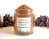 Creole Seasoning Blend American Southern Louisiana Spice Mix Foodie Chef Cooking Gift