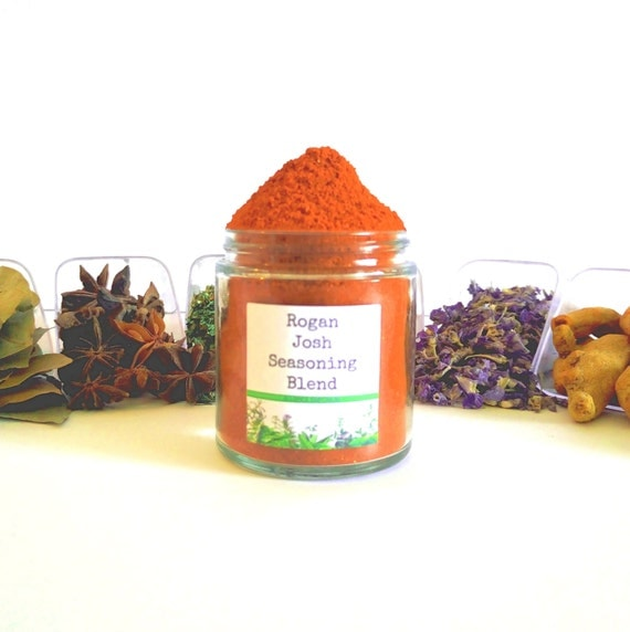 Rogan josh seasoning blend middle eastern by allspiceemporium for A treasury of persian cuisine