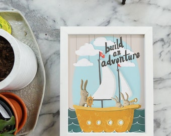 Build An Adventure
