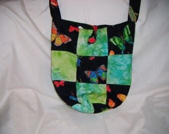 Hippie Patchwork purse