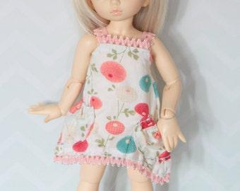 Littlefee Fairyland Doll BJD Yosd Dress pink