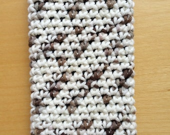 Speckled phone sock - phone sleeve - phone cover - cell phone sock