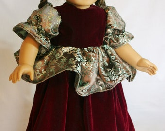 Gown, Dress for 18 inch doll