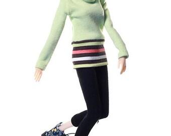 Momoko clothes (sweater): Lixue