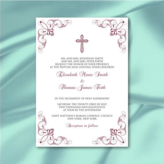 Staples Invitations Wedding is great invitations template
