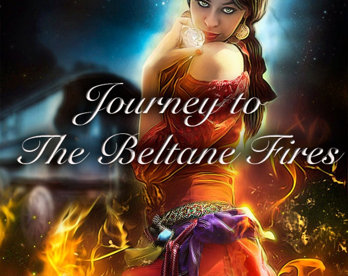 Featured listing image: Beltane Tarot Reading - Journey To The Beltane Fires