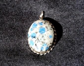 Handmade K2 Stone Pendant
