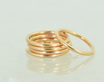 Classic Stacking Rings
