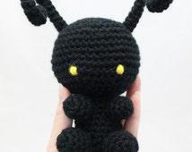 Baby Heartless - Kingdom Hearts Inspired Plush