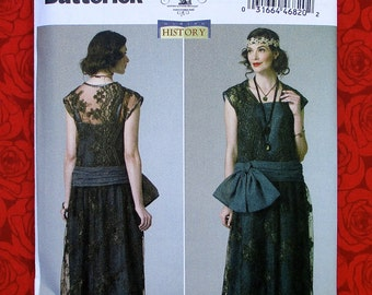 Evening dress 1920s style furniture