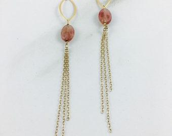 Sarana Fringe Earrings
