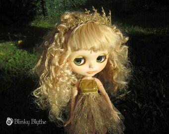 Custom OOAK Blythe