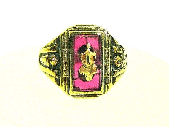 Balfour Community College Class Ring 98