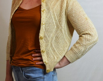 Irish linen Sweater