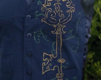 Fairytale Upcycled Men's Vest