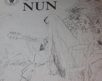 SINGING NUN, original issue LP, very good condition