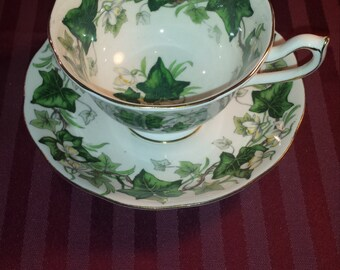 Royal Albert Ivy Lea Tea cup and Saucer