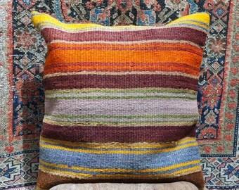 Rug, turkish rug, kilim rug, kilim runner, kilim, contemporary pillow, turkish cushion cover, kilim rug, turkish rug, moroccan pillow, p82