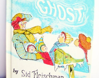 Children's Books, McBroom's Ghost, Books for Kid's, 1970's
