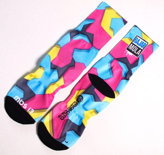 13 GEOMETRIC II MBS socks