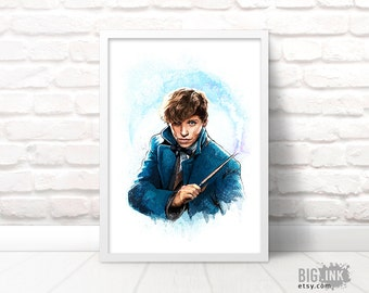 """Shop """"fantastic beasts and where to find them"""" in Prints"""