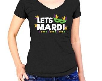 Womens Mardi Gras Shirt New Orleans Tshirt Girls Mardi Gras Mardi Gras Outfit Mardi Gras Clothing Mardi Gras T-Shirt Mardi Gras Tshirt