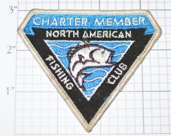 Awesomepatch com for North american fishing club