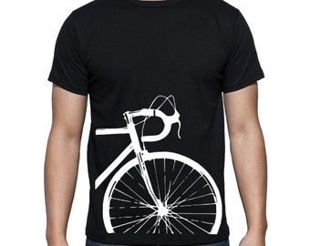 Cycling Shirt,Christmas gifts for men,husband,cyclists,biking t shirt,bicycle gift,bicycle print shirt, women bike shirt