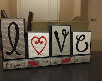 Love Block Set