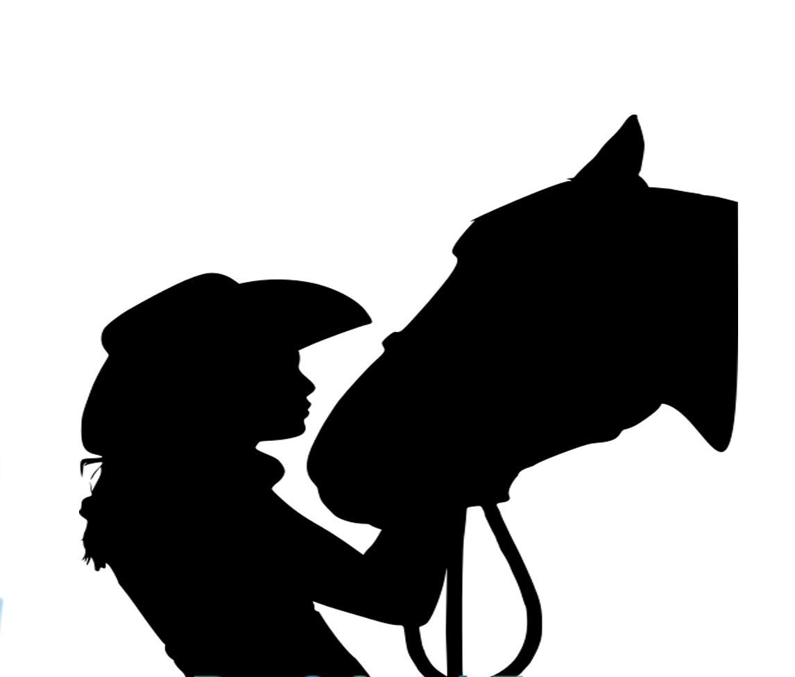 Horse And Girl Svg Cuttable Design In Svg Eps Dxf